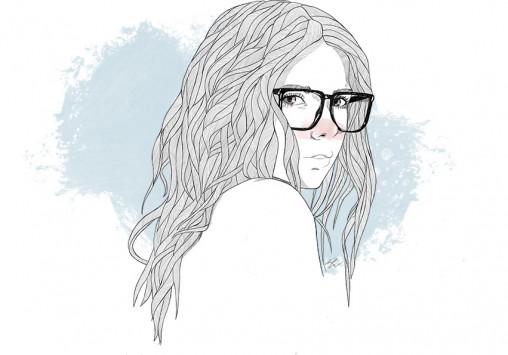 Tumblr-Girl